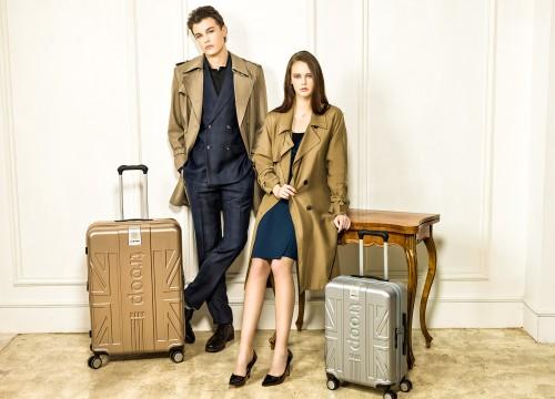Veděli jste, že Troop-London dělá cestovní kufry?