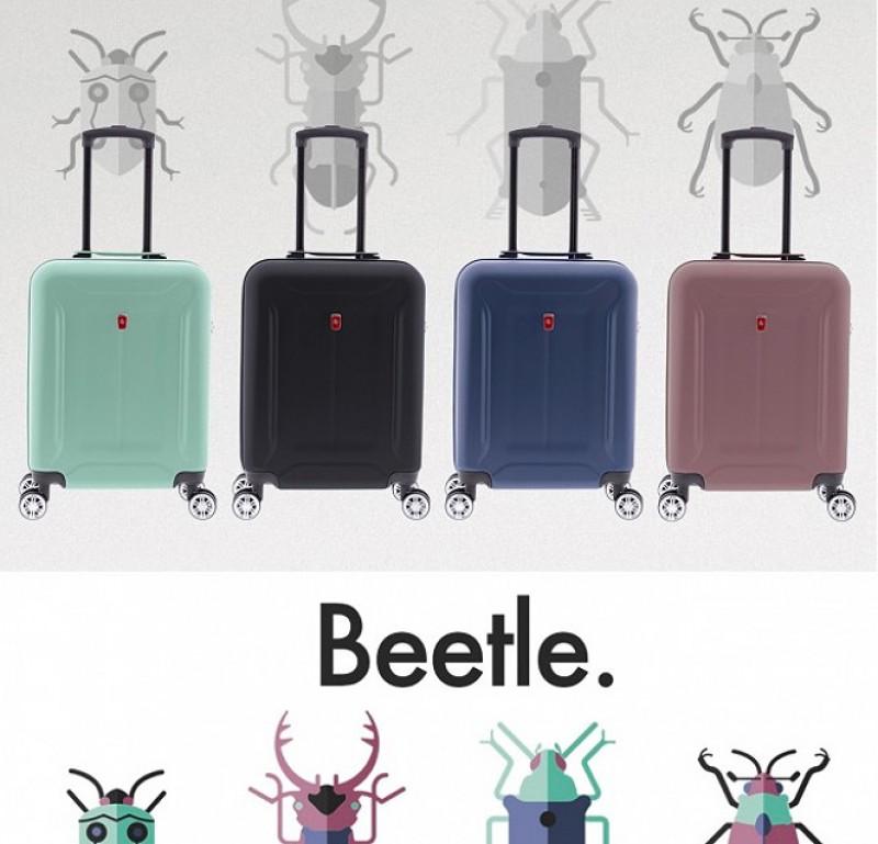 Odolné plastové kufry