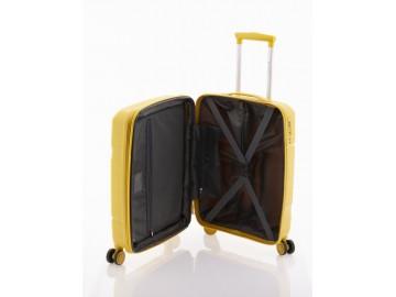 Gladiator BOXING Kabinový kufr 4 kolečka 55 cm - Červený